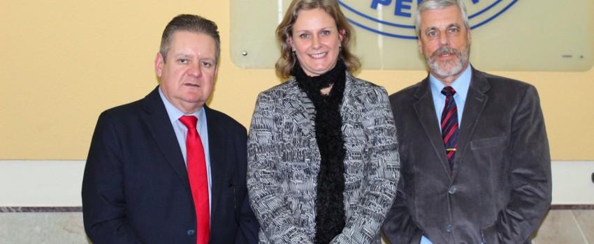 Vice-governador do RS apresenta projeto RS Seguro