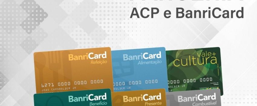 Parceria ACP e BANRICARD