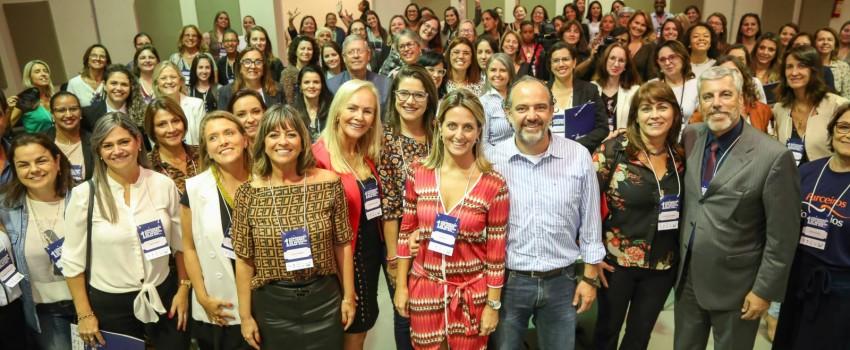 Congresso Mulheres de Negócio Zona Sul reúne mais de 150 participantes