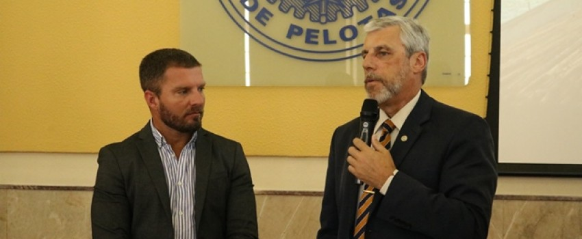Diretor da CMPC Brasil palestra na Tá na Hora