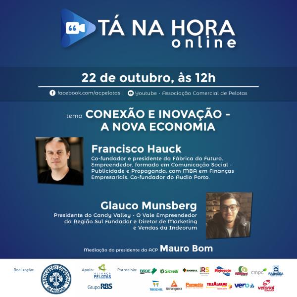 Conexão e Inovação - A nova Economia